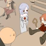 シーフォン・主人公・パリス・人工精霊/Ruina 廃都の物語
