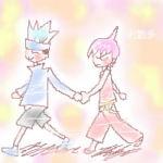 ホロホロと蓮/マンキン